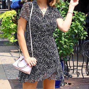 TOPSHOP Polkadot dress